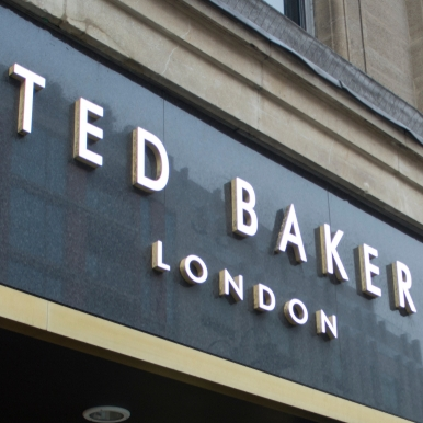30% off full-price Ted Baker