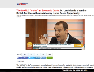 Martin lewis to sue facebook for defamation in groundbreaking below is the fake news piece that the above advert linked to ccuart Gallery