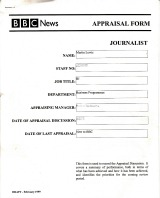 It's time to admit my first BBC appraisal contained the blueprint for MSE
