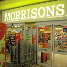 Sadly no Morrisons £9 Baileys – but no need to berate me!
