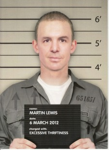 Scary inmate Lewis…