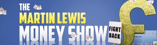The Martin Lewis Money Show new series – come to our roadshows