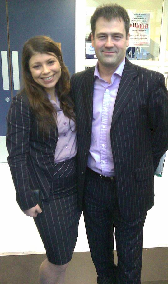 Are purple and pinstripe compulsory in PR?