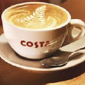 FREE Costa coffee or croissant