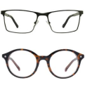 TWO pairs of prescription specs £15