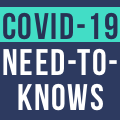 8 new Covid need-to-knows