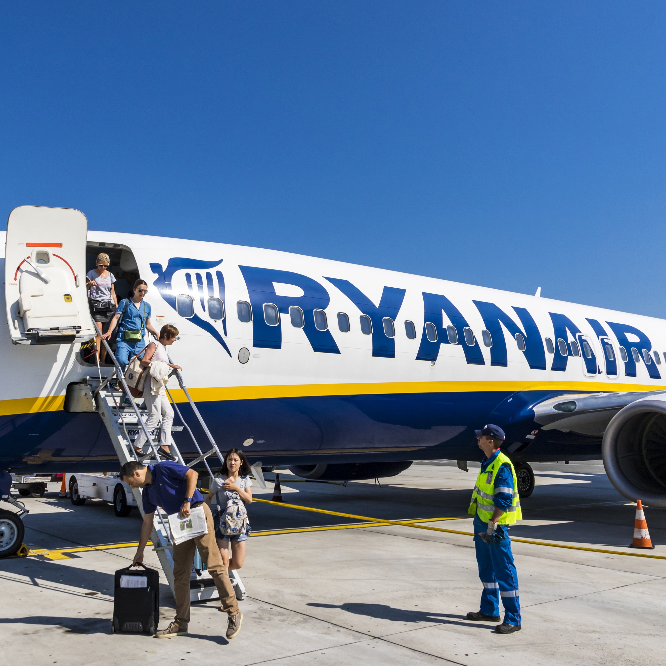 Ryanair staff WRONGLY claim chargeback is 'fraudulent'